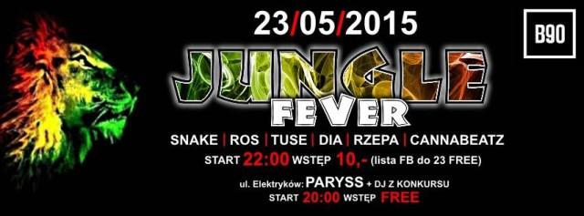 jungle fever 2015