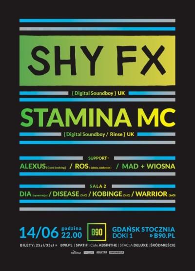 shy fx stamina mc